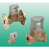 Air operated type 2-port valve cylinder valve SAB *W series