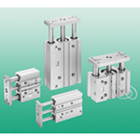 Cylinder with Multifunction Guide STG Series
