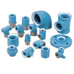 Pre-Sealed Core Fitting, Normal Type, for Connection of Lining Steel Pipes, 5K Mating Flange