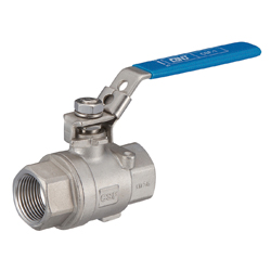 Stainless Steel CSF Screw-in Ball Valve
