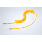 Spiral Air Hose Yellow Line SPH Type