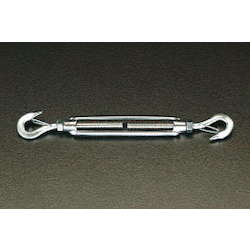 [Stainless Steel] Safety Turnbuckle [Hook] EA638CF-12A