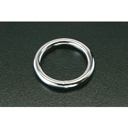 [Stainless Steel] Round Ring EA638JC-2