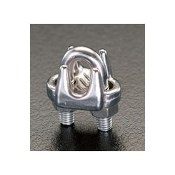 [Stainless Steel] Wire Rope Clip EA638RB-10