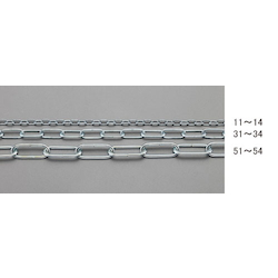 Steel Chain (Unichrome Plating) EA980SD-33
