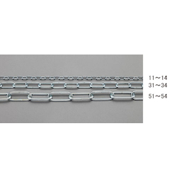Steel Chain (Unichrome Plating) EA980SD-52