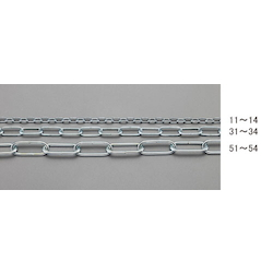 Steel Chain (Unichrome Plating) EA980SD-53