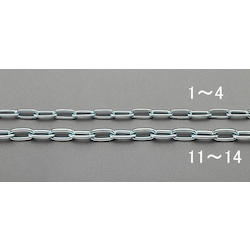 Steel Chain (Unichrome Plating) EA980TJ-13
