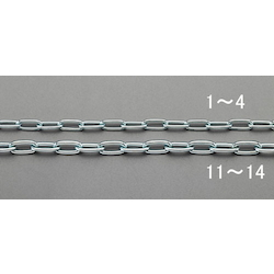 Steel Chain (Unichrome Plating) EA980TJ-3
