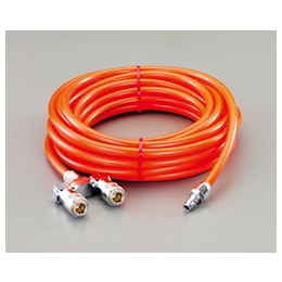 Urethane Hose with Swivel 2-Way Coupler EA125BH-10