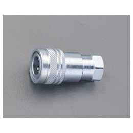 Female Threaded Socket for Hydraulic (with Valve) EA425DP-8