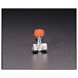 Mini Needle Valve with Double-Sided Threads EA426CW-11