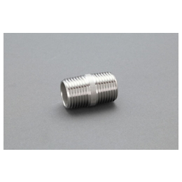 Double-Threaded Nipple (Stainless) EA469DF-1A