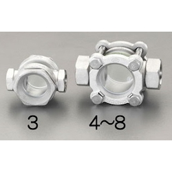 Sight Glass [Stainless Steel] EA469SC-6