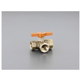 3-Way Ball Valve [Brass] EA470GE-2