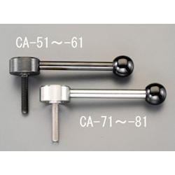 Male Threaded Flat Tension Lever EA948CA-54