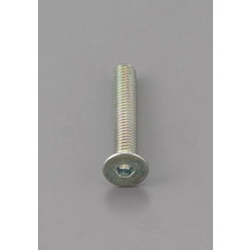 Countersunk Head Bolt with Hexagonal Hole [Trivalent Chromium Plating] EA949MC-525