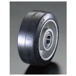 Rubber-tire Aluminum-rim Wheel EA986M-125