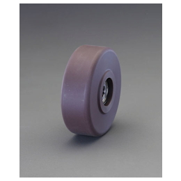 [High-strength and Heat-resistant] MC Nylon Wheel (with Bearing) EA986WE-75