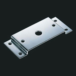 1 And 2-Wheel Dual Use Mounting Platform (Horizontal Type 90 mm Dedicated Accessory) For Fixed Block
