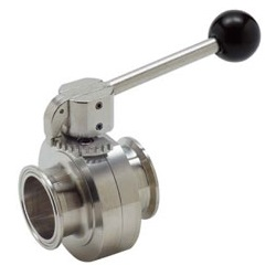 Sanitary Butterfly Valves (ZCBS-F)