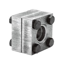 Forged Steel High Pressure Insert weld Tube Fitting Angle Flange