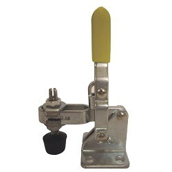 Toggle Clamp - Vertical Handle Type TVL-10-A, Clamping Force Adjustment Type