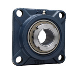 Cast Iron Square Flange Type Unit, Adapter Type - UKF (Adapter Sold Separately)