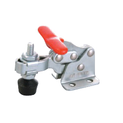 Toggle Clamp - Vertical Handle - U-Shaped Arm (Flanged Base) T-Handle, GH-13008