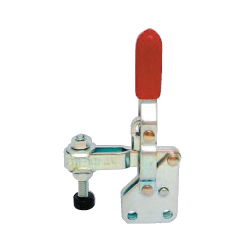 Toggle Clamp - Vertical Handle - U-Shaped Arm (Straight Base) GH-101-AI