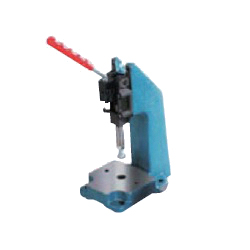 Toggle Clamp - Push-Pull - Extruded Base, Stroke 32 mm, Straight Handle, GH-30600PR