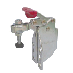 Horizontal Toggle Clamp, T-Shaped Handle, U Type Arm (Flange Base on Both Sides) GH-13005-SM