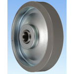 SUIE Type Steel Plate Conductive Urethane Wheel