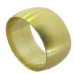 Ring Copper Pipe Fittings (for Instrumentation) - Abacus Bead