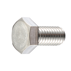 Hex Bolt, Fully Threaded, Strength Classification=A2-70