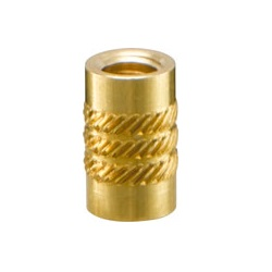 Brass Bit Insert (Standard, Both Faces) / HSB-Z