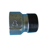 Pipe Fitting, Female/Male Socket