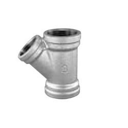 Drainage Screw Fitting 45° Y