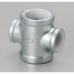 Pipe Fitting with Sealant, WS Fitting, Variable Diameter Cross