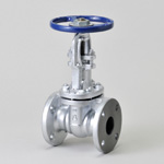 Malleable Valve, 10K Type, Gate Valve, Flanged, External Thread, B・B Type (Nominal Diameter: 40-300)