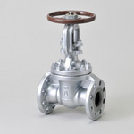 Malleable Valve, 20K Type, Gate Valve, Flanged, External Thread B・B Type