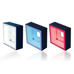Square Surface Lighting (Indirect Light) IPQC series