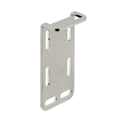 Shared Mounting Bracket L Type For Single Plate Photoelectric Sensors