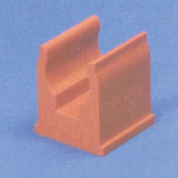 J One Quick-2, Saddle for Resin Pipes (for Both Floor and Partition Use)