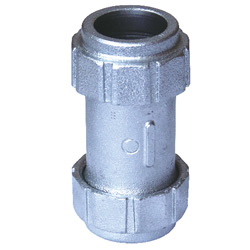Pipe Fitting System for Gas, HGM Fitting
