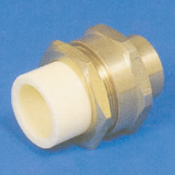 JFE Polybutene Pipe Class H Fitting (Heat Fusion Type) Valve Socket (With Female Thread)