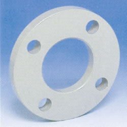 JFE Polybutene Pipe H Type Fitting (Heat Fusion Type) Flange Coated With Poly Powder - 10K