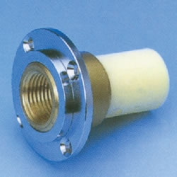 JFE Polybutene Tube, H-Type Fitting (Heat Fusion Type) Hydrant Socket (Integrated)