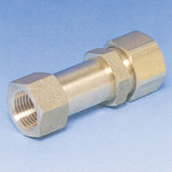 JFE Polybutene Pipe M Type Fitting (Mechanical) Socket with Long Female Threads