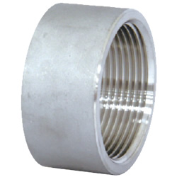 Stainless Steel Screw-In Tube Fitting, Tapered Half Socket